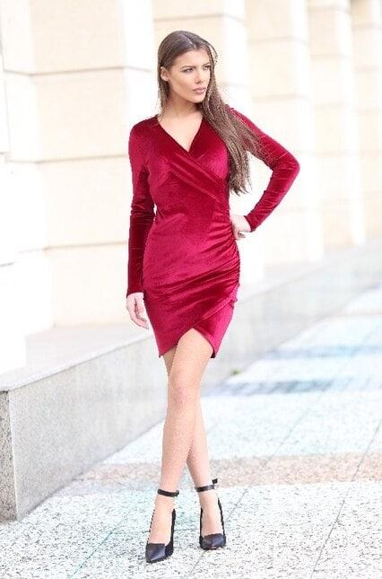Елегантна рокля VICTORIA