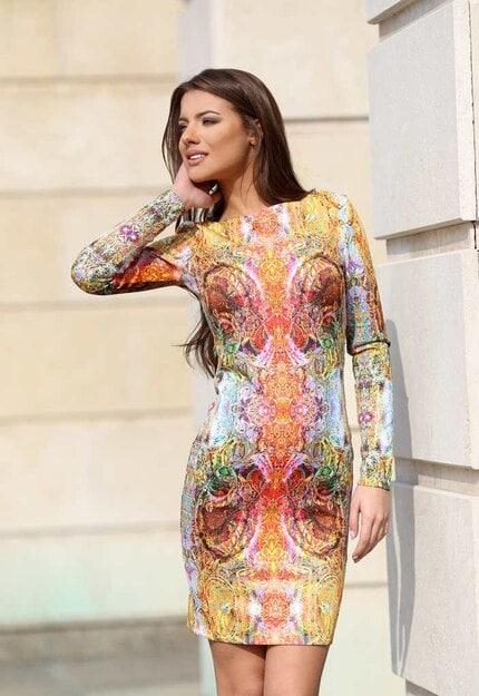 Елегантна рокля CLICHE