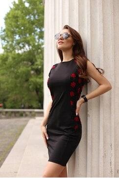 Ежедневна дамска лятна рокля EDIT