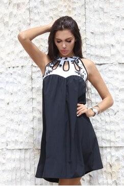 Стилна рокля BONITTA