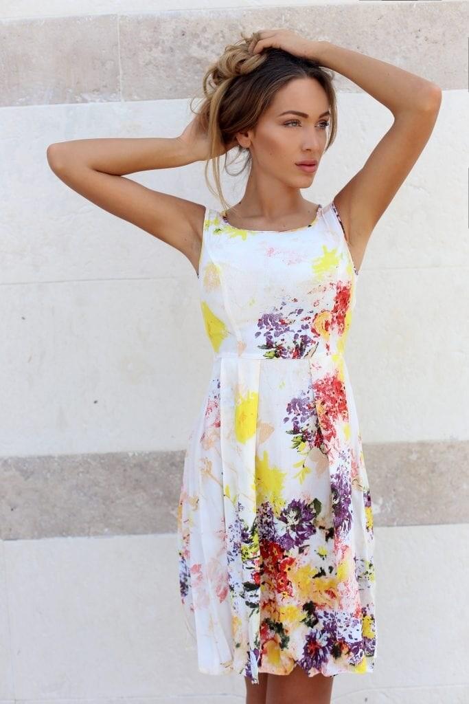 6f65f05d0b7 Рокля BEAUTY • Подиум • Дамска мода онлайн