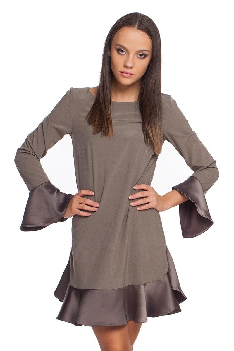bd6bbf7ba7f Рокля JENIE IN FANGO • Подиум • Дамска мода онлайн