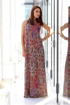 Дълга рокля ALESSIYA