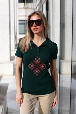 Тениска с шевица VEZBA