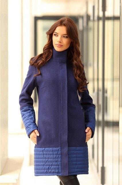 Елегантно палто TEA