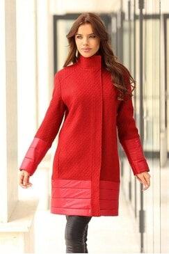 Зимно стилно палто RITA