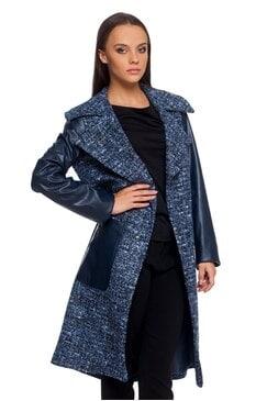 Палто JEMA BLUE