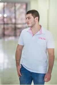 Стилна тениска с джоб ARTEX