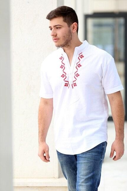Елегантна мъжка риза ALEX
