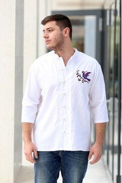 Елегантна мъжка риза DANI