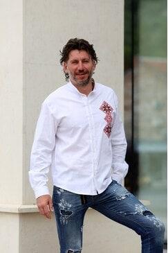 Елегантна мъжка риза STILL