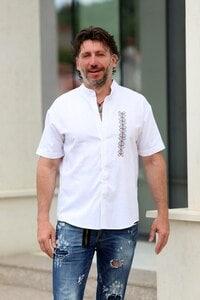 Елегантна мъжка риза TONI