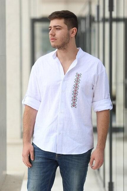 Стилна мъжка риза TERVEL