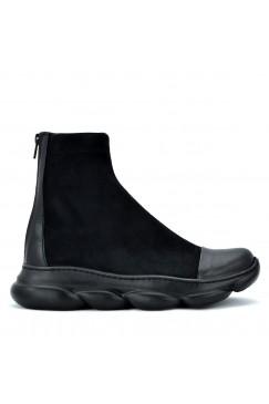 Дамски боти тип чорап Galia black
