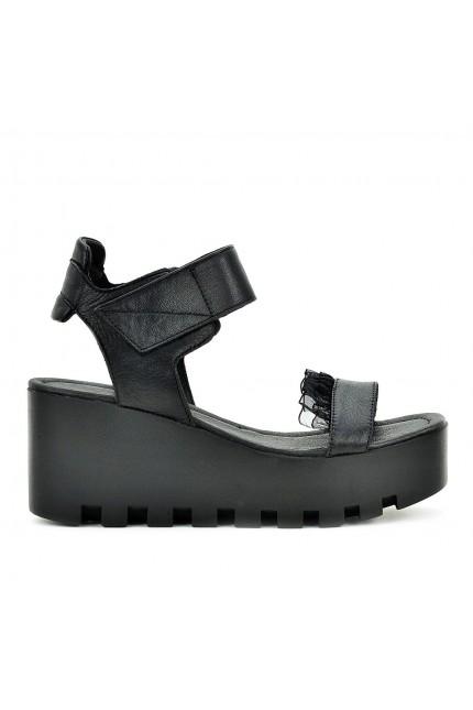 Дамски сандали Lusi black
