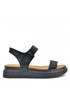 Дамски сандали Mila black