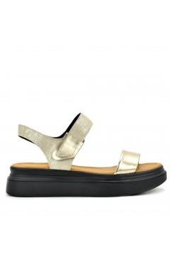 Дамски сандали Mila gold