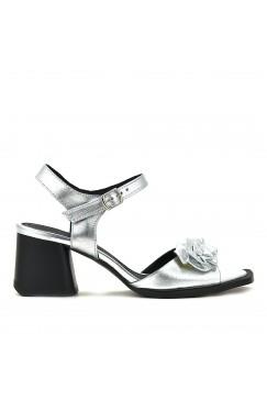 Дамски сандали Vera silver