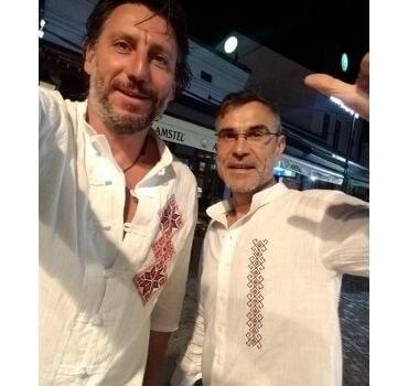Елегантна риза Tervel