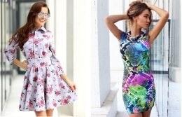 Цветните принтове превземат гардероба