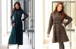 Вариации на връхната дреха, която да изберете през идващия сезон