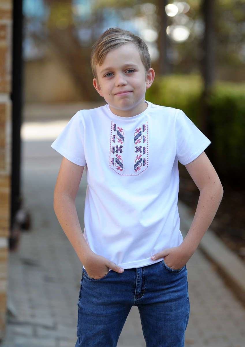 Тениска а шевица TONI KIDS
